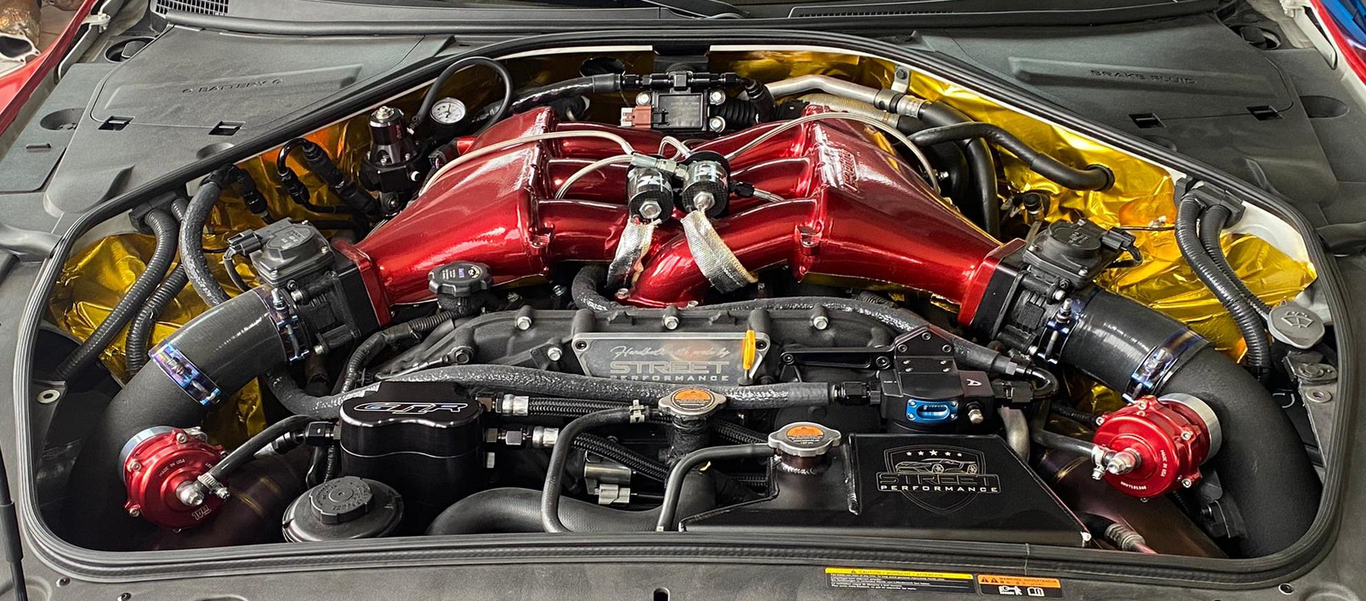 Motortuning GT-R R35 Nitros
